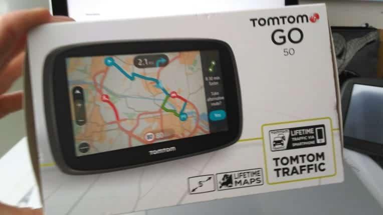 Best Sat Nav TomTom Go 50