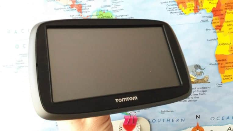 Garmin Nuvi Map Update >> TomTom Go 510 Review – is it really an upgrade? - Which ...