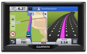 Garmin Lane Assist