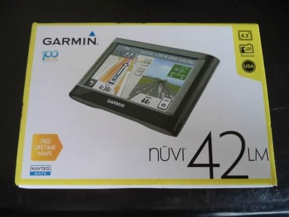 garmin nuvi 42lm portable gps discontinued
