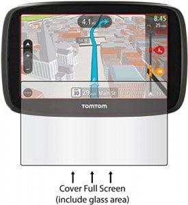 Sat Nav Screen Protector