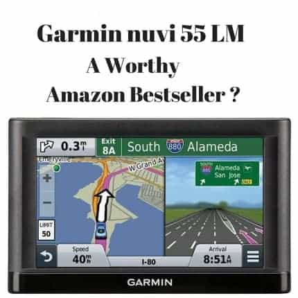 garmin nuvi 55 review best seller on amazon which sat nav. Black Bedroom Furniture Sets. Home Design Ideas