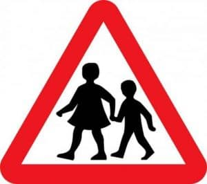 School Zone Warnings