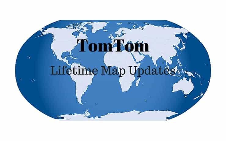 Map Updates For Tomtom TomTom Lifetime Maps   Which Sat Nav?