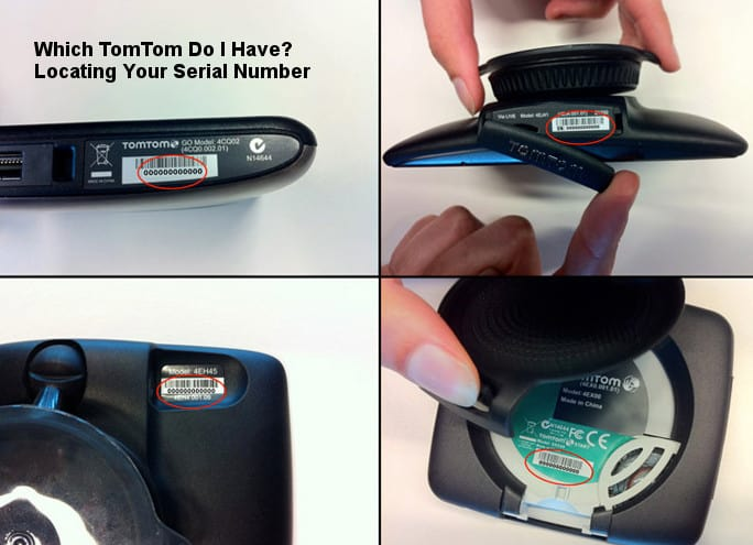 Which TomTom do I have?