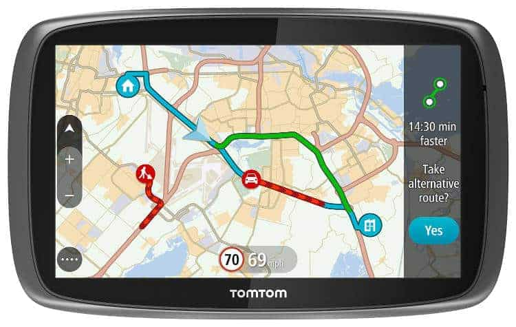 tomtom go 6100 review should you buy it which sat nav. Black Bedroom Furniture Sets. Home Design Ideas