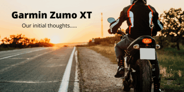 Our first look at the Garmin zumo xt