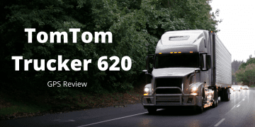 Tomtom Trucker 620 review